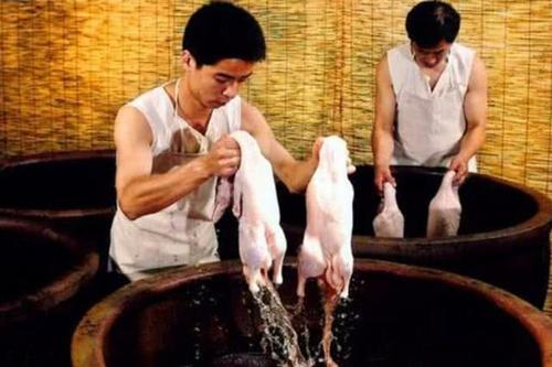 贵州特色鸭子火锅